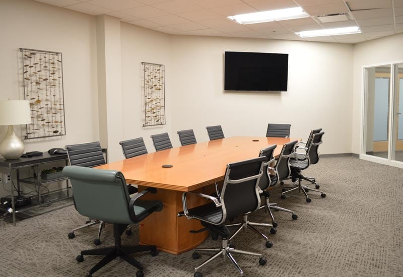Peartree Design conference room