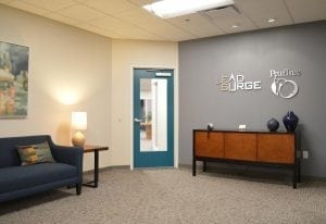 Peartree Design Foyer