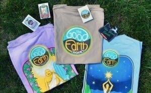 the good earth soil branding