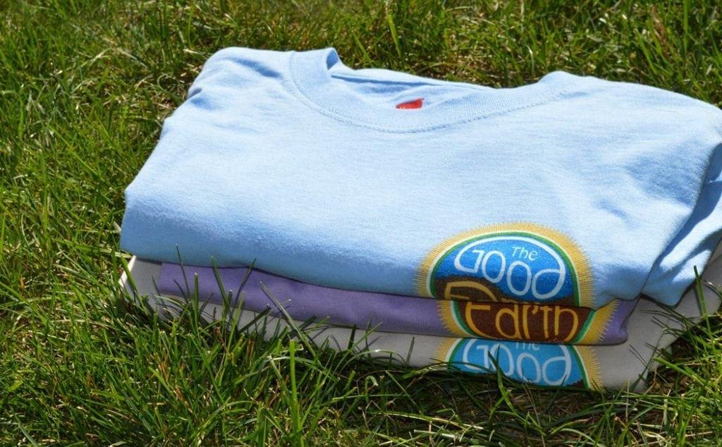 the good earth soil shirt designs