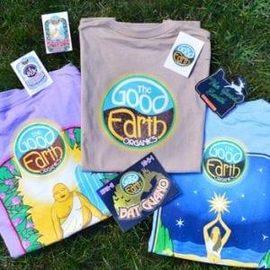 Brand Design - Good Earth Organics Soil