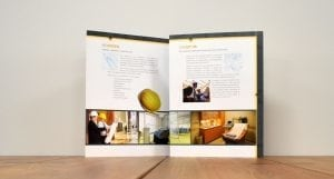 design to finish brochure