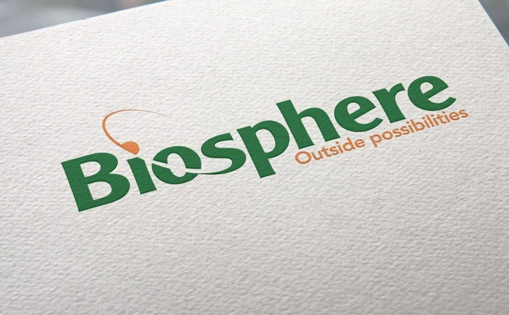Closeup of beautiful logo professionally design and printed by graphic design firm in Massachusetts