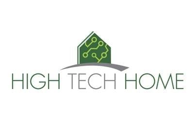 High Tech Home Logo