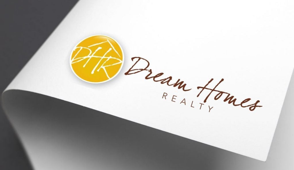 Dream Homes Realty -logo