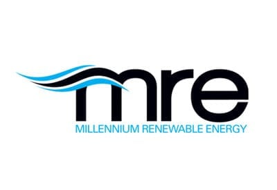 Millennium Renewable Energy Logo