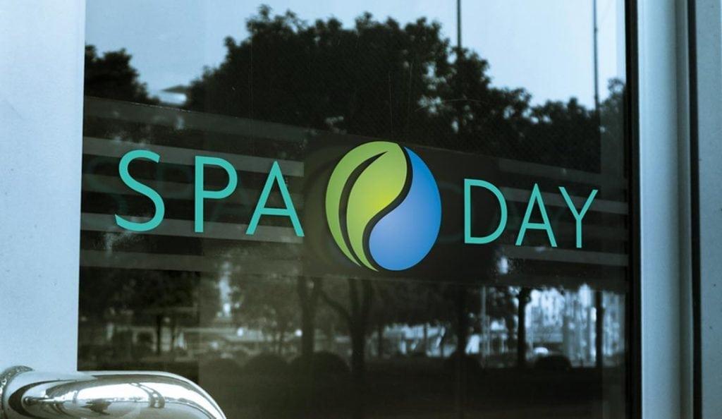 Spa Day Logo