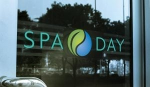 Spa Day Logo