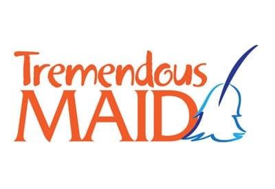 Tremendous Maid Logo