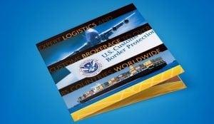 Saratoga square trifold brochure cover