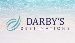 Darby Destinations Logo Design