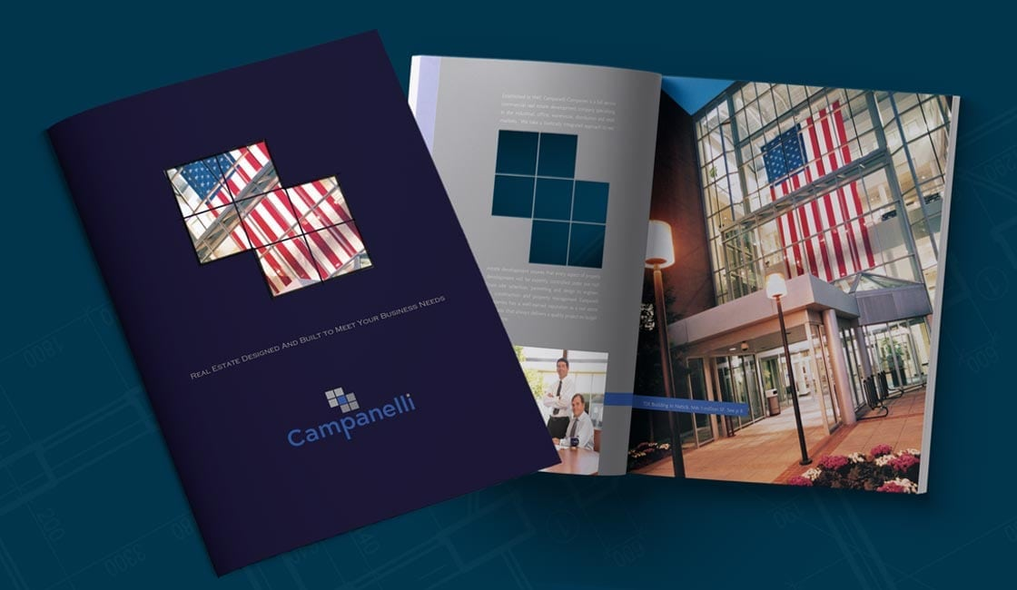 campanelli bifold brochure