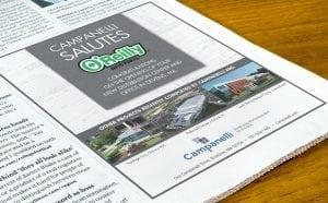 campanelli newspaper ad