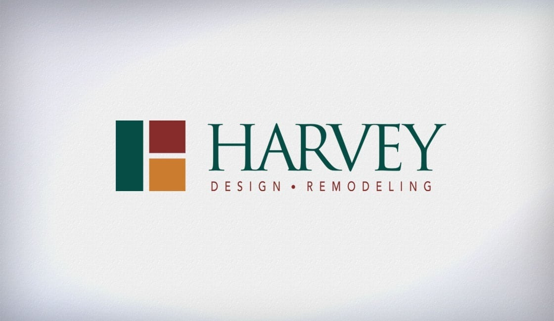 Harvey Construction Logo Design