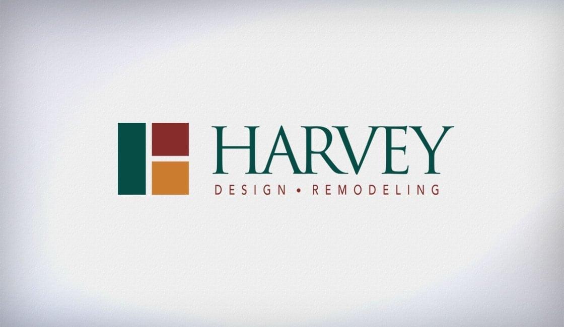 Harvey Construction Logo Design