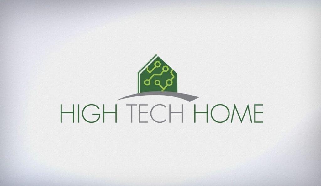 Logo Design for High-Tech Home