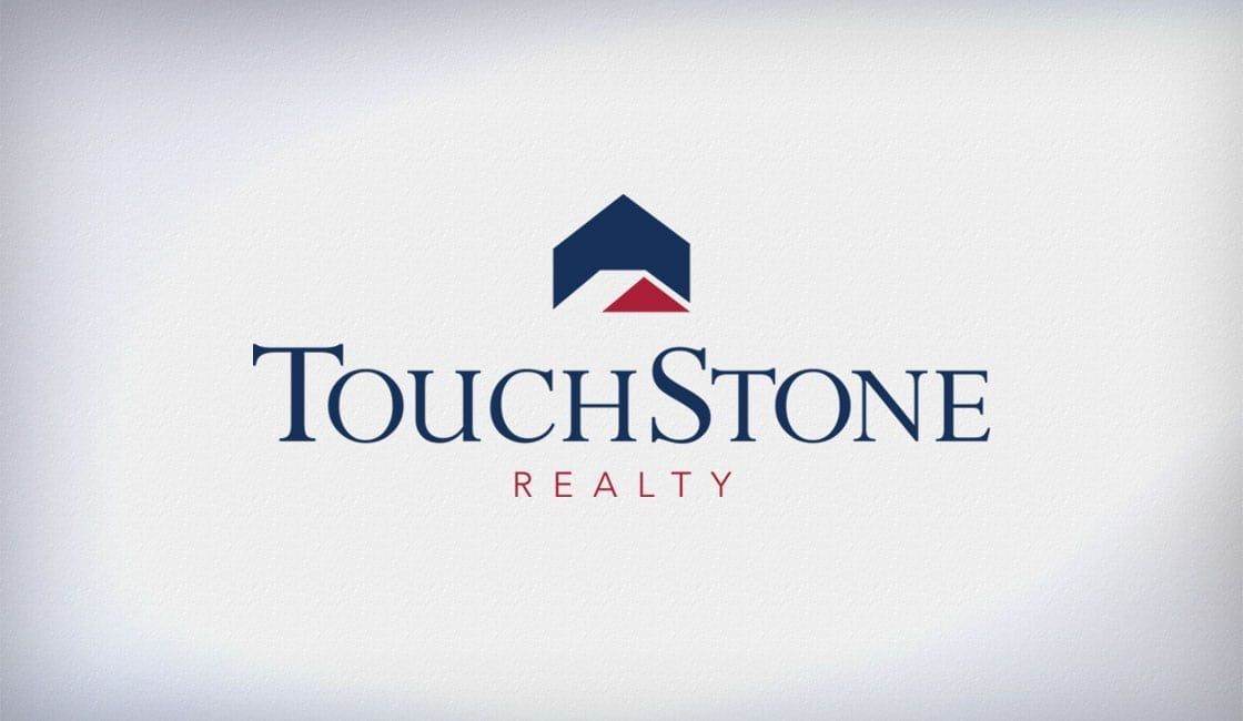 Logo design for Touchstone Realty