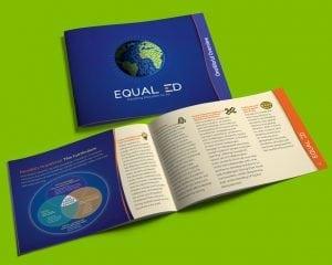 Equal Education Multi-Page Brochure