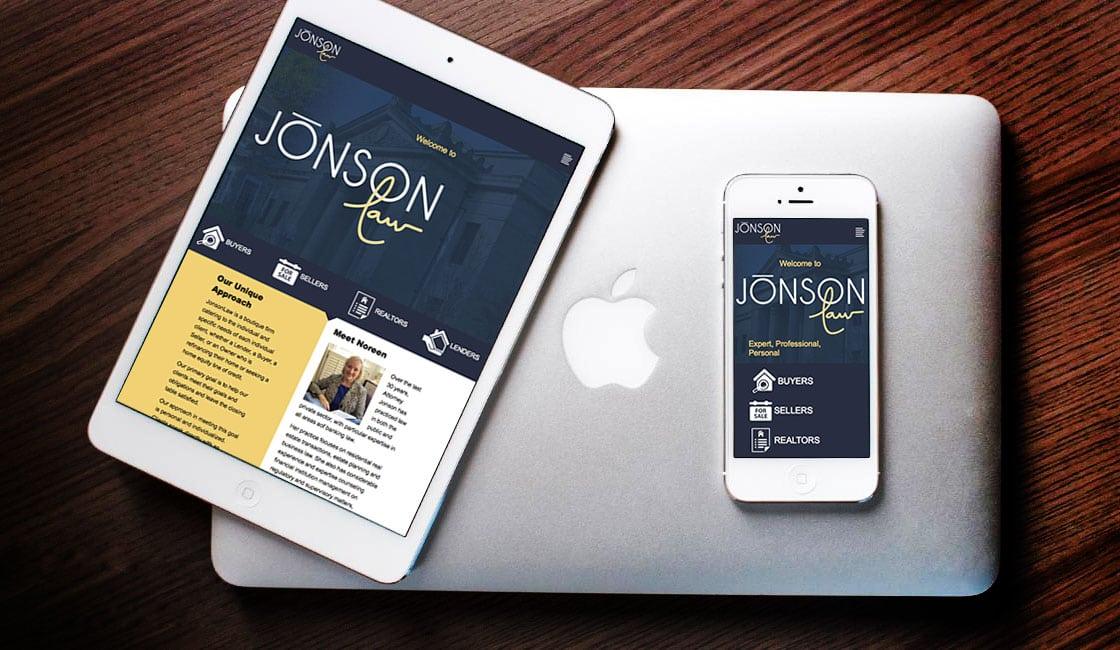 Jonson Law Website