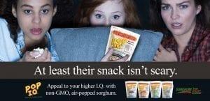 Ad for Pop IQ