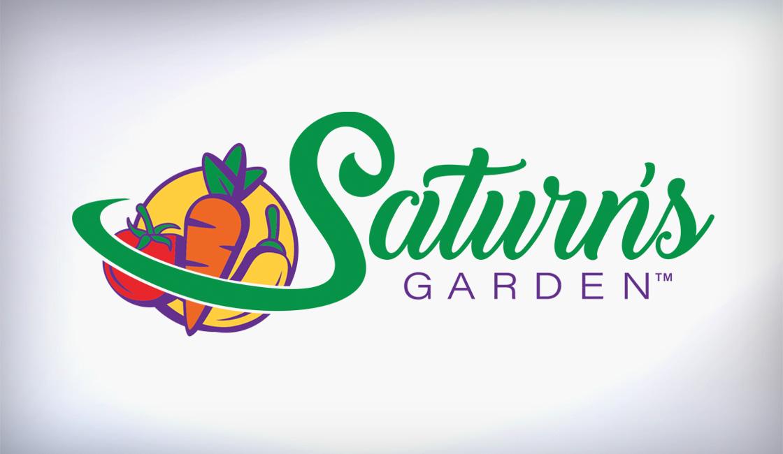 Saturns Garden Branding