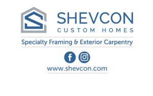 Logo Design for Shevcon Custom Homes